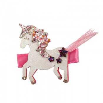 Boutique Tassy Tail Unicorn Hairclip Great Pretenders ARTICOLI DA REGALO