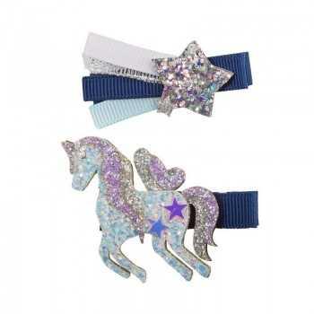 Boutique Navy Unicorn Star...