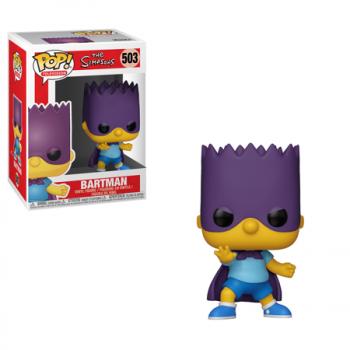 The Simpson - 503 Bartman 9Cm (Pop!) FUNKO POP! GIOCATTOLI