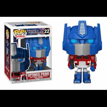 Transformers - 22 Optimus Prime 9Cm (Pop!) FUNKO POP! GIOCATTOLI