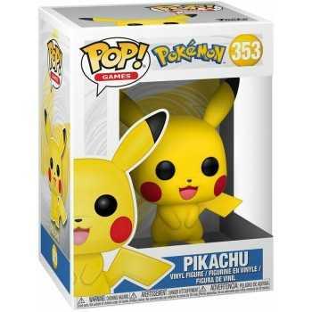 Pokemon - 353 Pikachu 9Cm (Pop!) FUNKO POP! FUNKO POP!