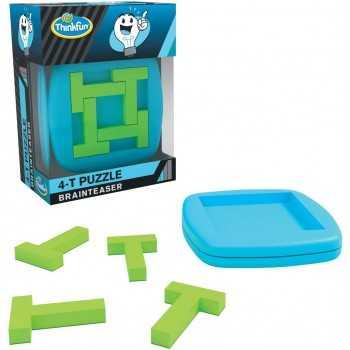 TF A-Ha! 4-T Puzzle