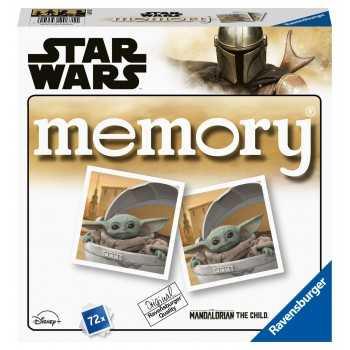 SW Mandalorian memory® Ravensburger GIOCHI DI SOCIETA'