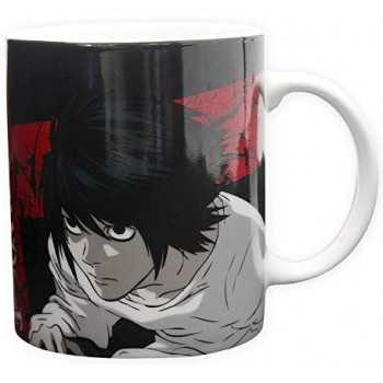 DEATH NOTE - Mug - 320 ml - L & Light ABYSTYLE TAZZE
