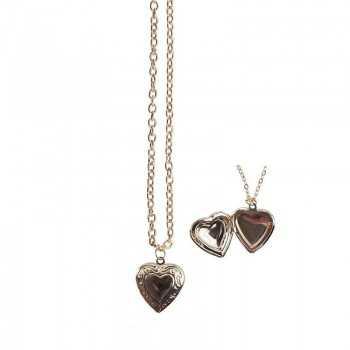 Boutique Locket Necklace
