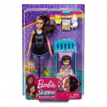 BARBIE Babysitter Playset Ass