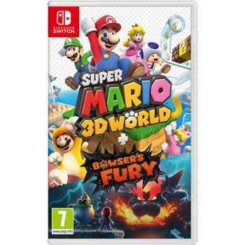 Super Mario 3D World + Bowser's Fury (Switch) NINTENDO VIDEOGIOCHI