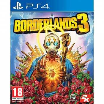 BORDERLANDS 3 (Ps4) PLAYSTATION VIDEOGIOCHI