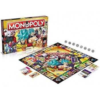 MONOPOLY DRAGON BALL SUPER...