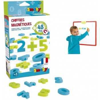 48 numeri magnetici