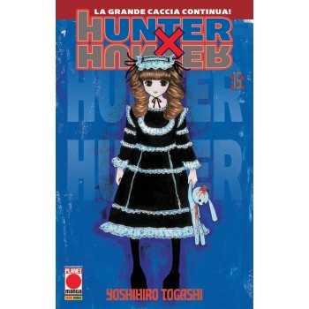 HUNTER X HUNTER 15 - SECONDA RISTAM PANINI COMICS FUMETTI MANGA