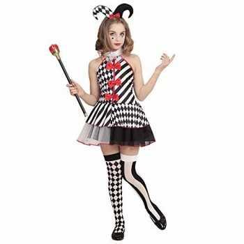 ARLECCHINA (vestito, mini...