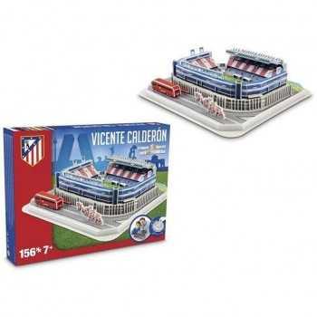 Anfield Stadium Puzzle 3D