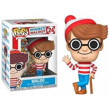 Where's Waldo - 24 Waldo...