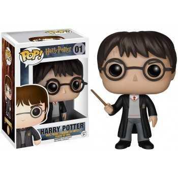 Harry Potter - 01 Harry Potter 9Cm (Pop!) FUNKO POP! FUNKO POP!