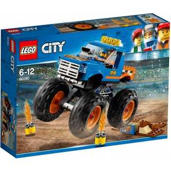 LEGO CITY MONSTER TRUCK CF1