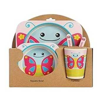 SET PAPPA 5 PZ IN BAMBOO...