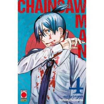 CHAINSAW MAN 4 EDIZIONI STAR COMICS FUMETTI MANGA
