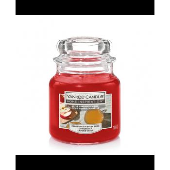 APPLE CINNAMON CIDER SMALL JAR YANKEE CANDLE YANKEE CANDLE CANDELE