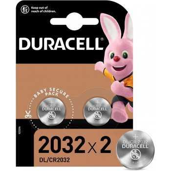 PILA DURACELL 3V 2032