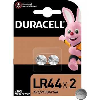 PILA DURACELL 1.5V LR44 DURACELL DURACELL