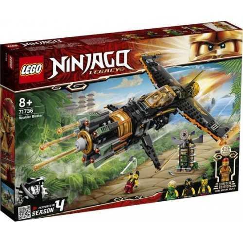 LEGO NINJAGO SPARA MISSILI 71736 LEGO LEGO