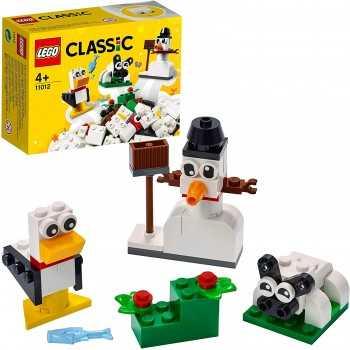 LEGO CLASSIC MATTONCINI BIANCHI CLASSIC LEGO LEGO