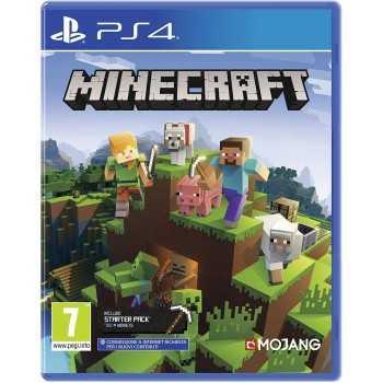 Minecraft Bedrock Edition (PS4) PLAYSTATION GIOCHI