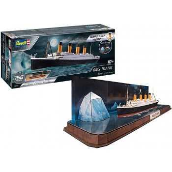 RMS Titanic + 3D Puzzle...