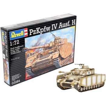 PzKpfw. IV Ausf.H REVELL MODELLISMO