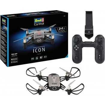 """Camera Quadrocopter """"ICON"""" REVELL RADIOCOMANDI"""