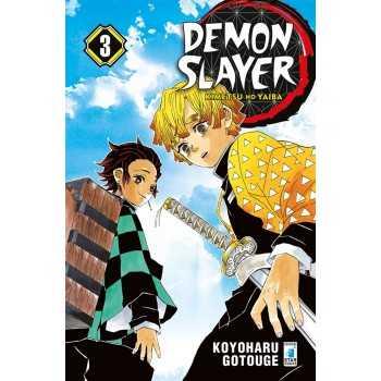 Demon Slayer. Kimetsu No...