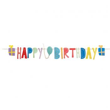 Garland - Happy Birthday