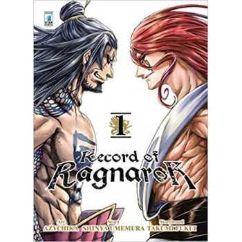 Record Of Ragnarok. Vol. 1 EDIZIONI STAR COMICS FUMETTI MANGA