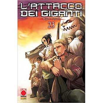 Attacco Dei Giganti (L'). Vol. 23 PANINI COMICS FUMETTI MANGA