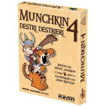 MUNCHKIN 4 DESTRI E...