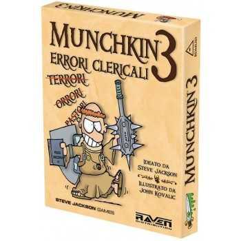 MUNCHKIN 3 - ERRORI...