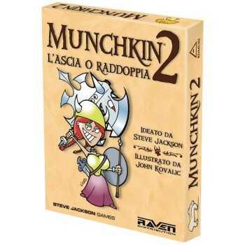 MUNCHKIN 2 - L'ASCIA O...