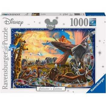 Disney Il Re Leone 1000 pz Ravensburger Ravensburger PUZZLE