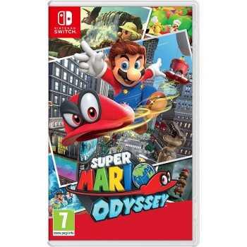 Super Mario Odyssey (Switch) NINTENDO GIOCHI