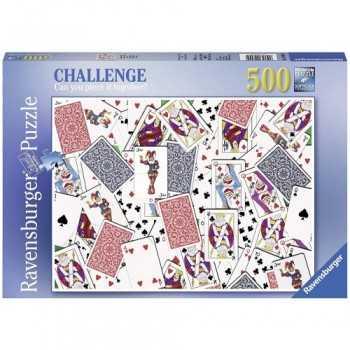 52 Carte 500 pz PUZZLE