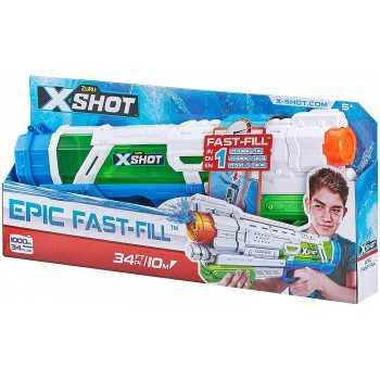 X SHOT - EPIC FAST FILL Spara fino a 10 mt ZURU ACQUATICO
