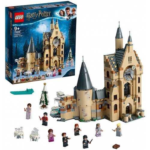 75948 HARRY POTTER La Torre dell orologio di Hogwarts LEGO LEGO