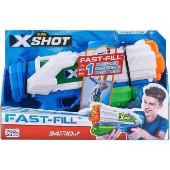 X SHOT - FAST FILL Spara fino a 10 mt ZURU ACQUATICO
