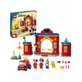 10776 Caserma dei pompieri...