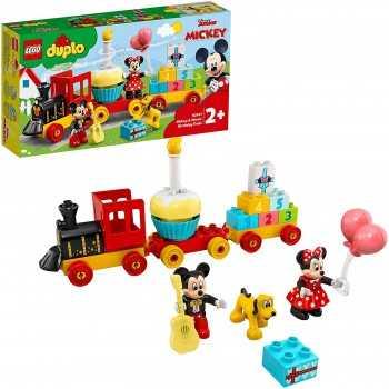 Il treno del compleanno di Topolino e Minnie LEGO LEGO