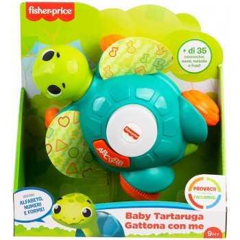 Baby Tartaruga Gattona con me