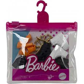 Barbie Accessori Scarpe MATTEL BAMBINA