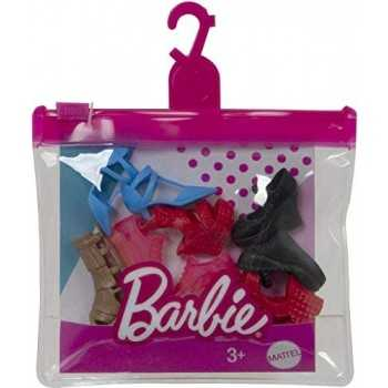 Barbie Accessori Scarpe