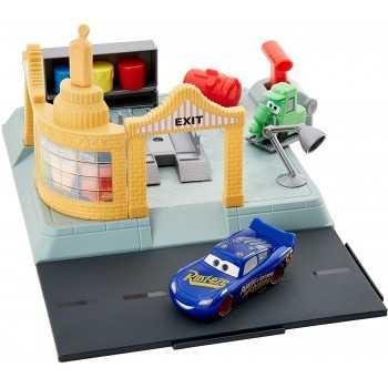 CARS PISTA RADIATOR SPRING MATTEL BAMBINO